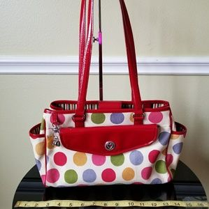 Polka Dot Shoulderbag